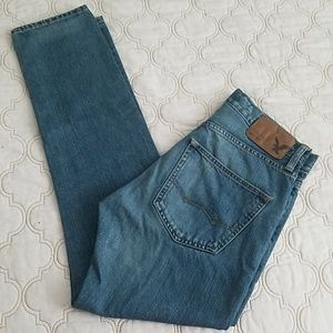 American Eagle Outfitters Jeans - American Eagle Original Tapered Jeans Sz 28/30